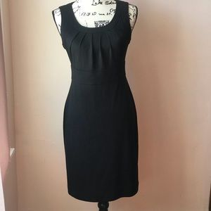 London Times Size 4 Black Dress
